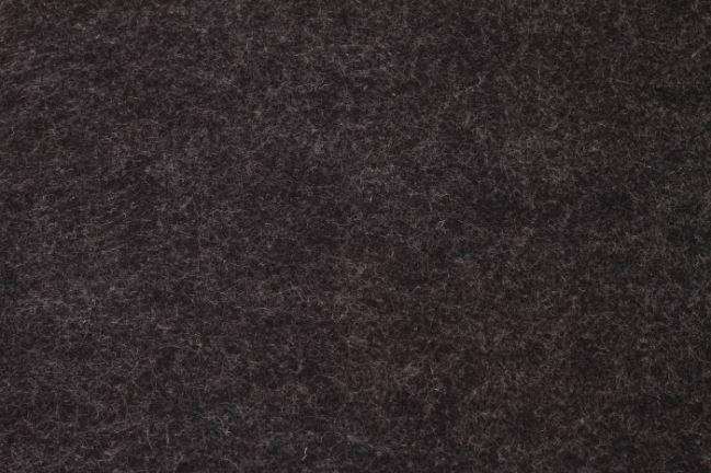 Filc w kolorze ciemno szarego melanżu 20x30cm 07060/068