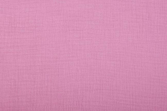 Muślin w kolorze różowym 03001/013