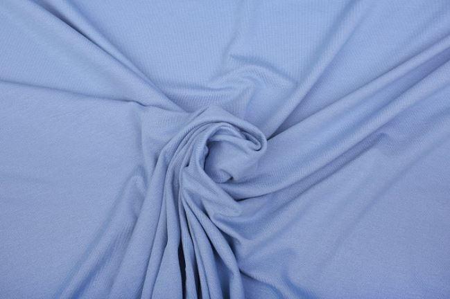 Dzianina elastyczna niebieska 02194/303