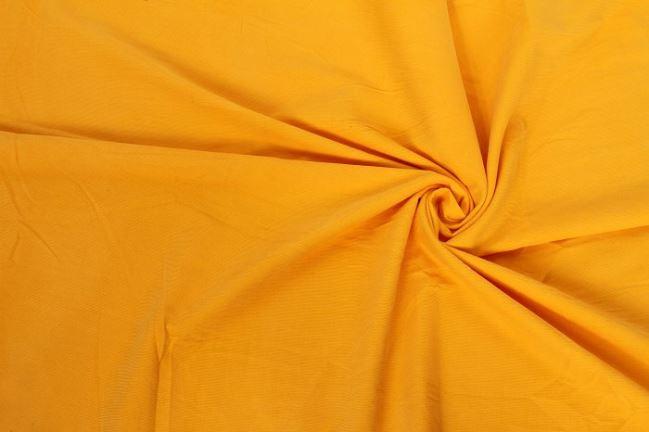 Sztruks drobny żółty 09471/035