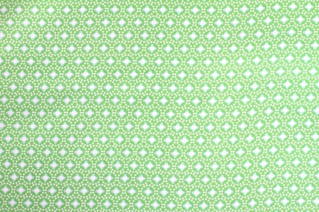 Tkanina bawełniana ze wzorem 6496/23