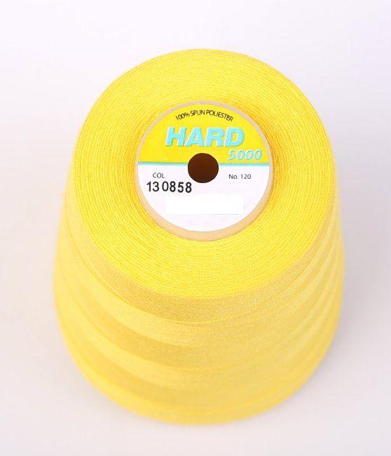 Nić żółta o długości 5000 Y I-N50-40-130858