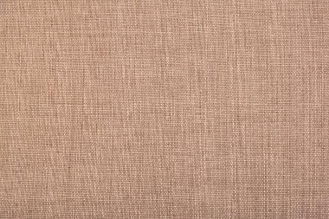 Tkanina dekoracyjna w kolorze beżowym 01400/053