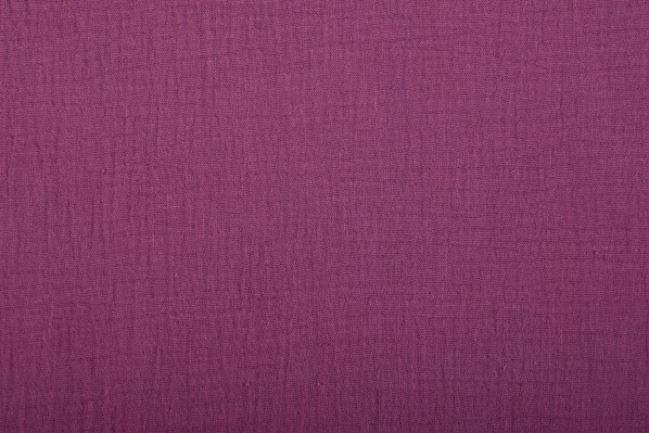 Muślin w kolorze śliwkowym 03001/014