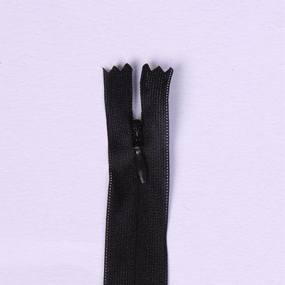 Zamek kryty czarny 25cm I-3W0-25-332