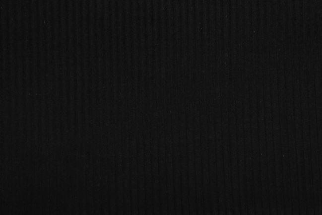 Sztruks w kolorze czarnym 03044/069