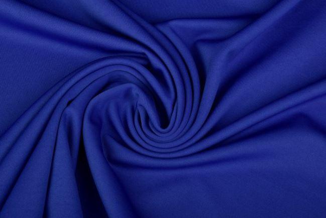 Dzianina kostiumowa w kolorze kobaltu 0640/651