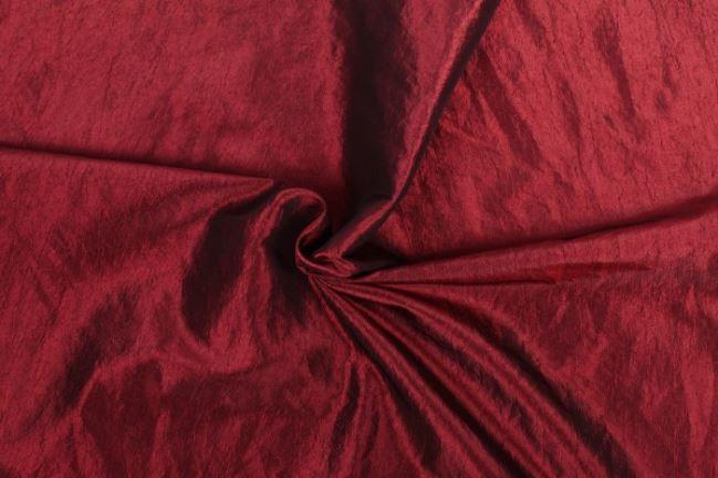 Tafta gnieciona purpurowa 05516/016