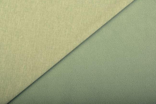 Softshell w kolorze miętowego melanżu 10550/021