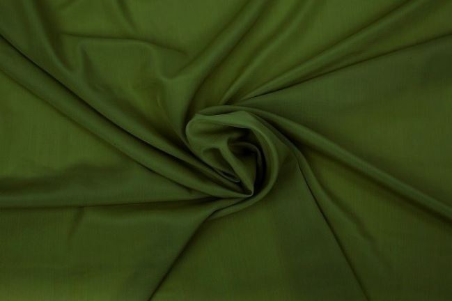 Mikropoliester elastyczny w kolorze khaki 04294/026