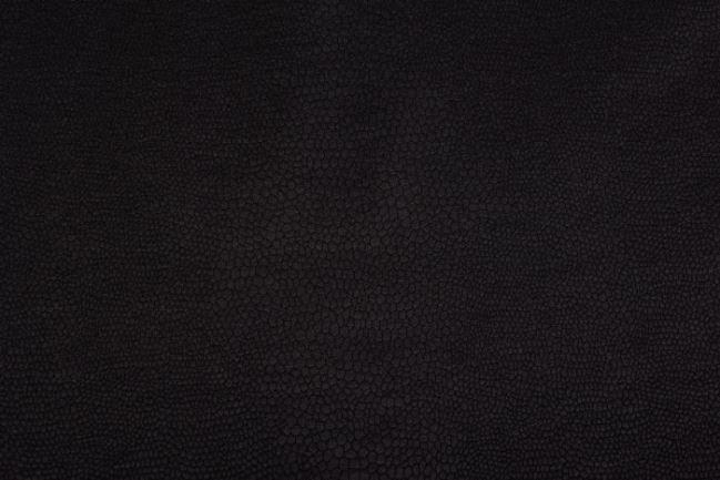 Tkanina elastyczna czarna o wyglądzie wężowej skóry 03222/069