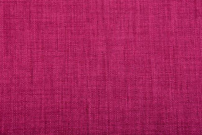 Tkanina dekoracyjna w kolorze cyklamenowym 01400/117