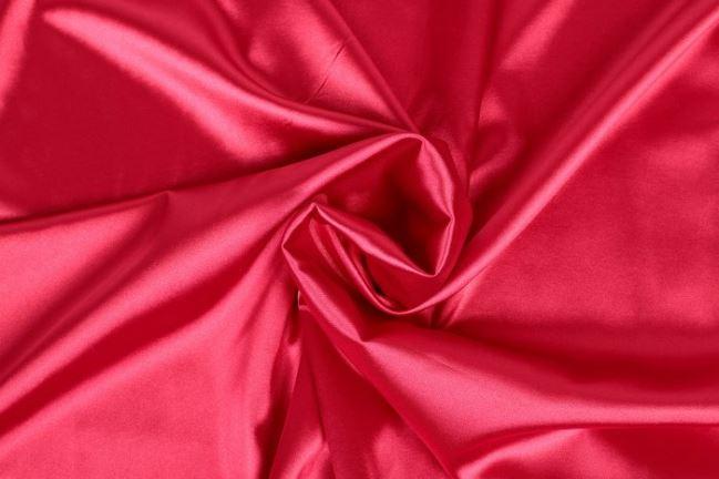 Satyna elastyczna ciemnoczerwona 04241/016