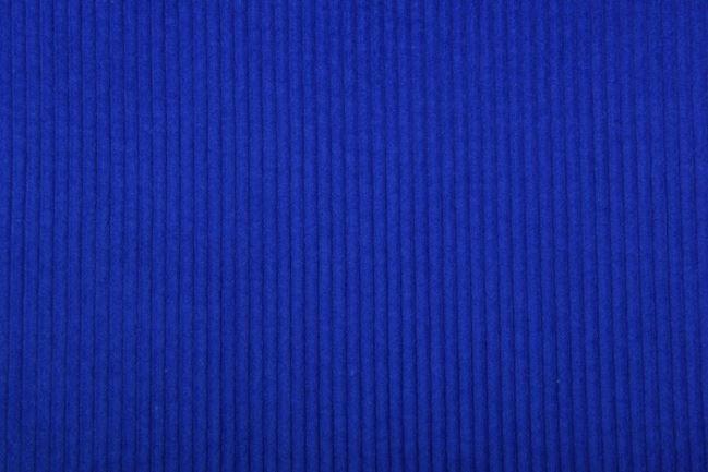Sztruks w kolorze kobaltu 03044/005