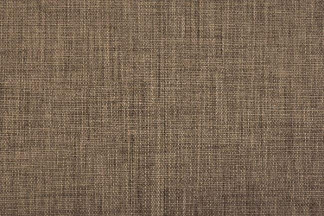 Tkanina dekoracyjna w kolorze jasnobrązowym 01400/057