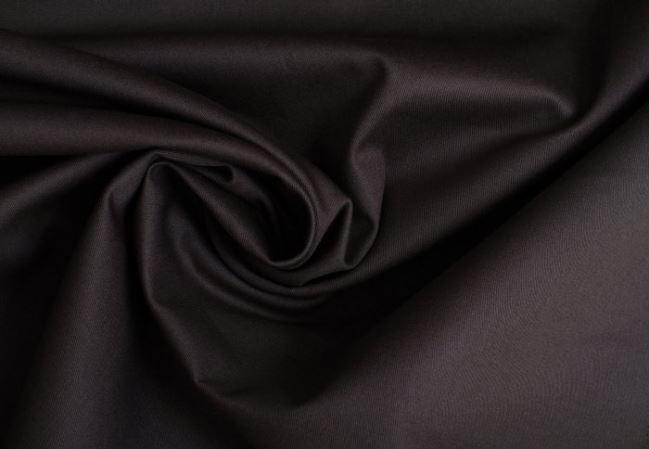 Diagonal bawełniany ciemno szary 02888/068