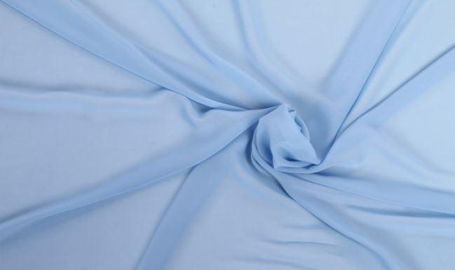 Szyfon w kolorze jasno niebieskim 03969/002