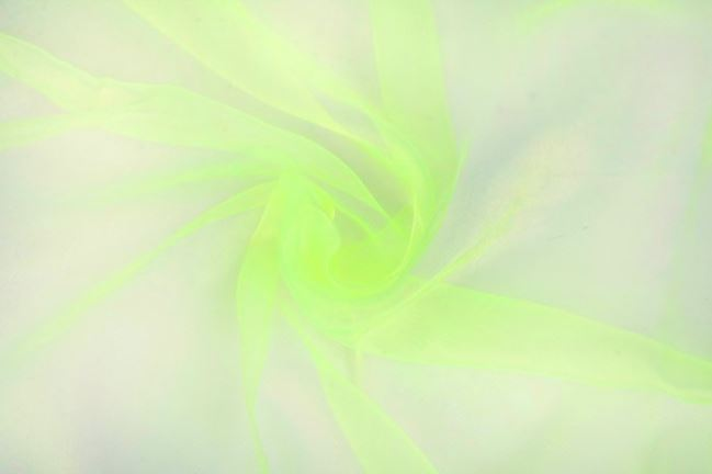 Organza jasno zielona 0400/316