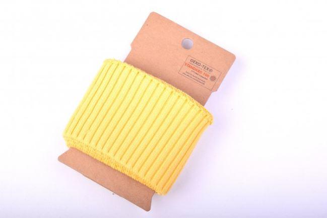 Ściągacz 7x110 cm w kolorze żółtym 10499/033