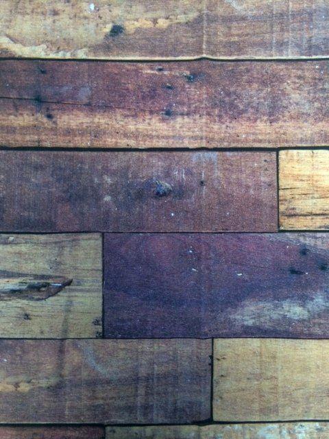 Tkanina dekoracyjna z cyfrowym nadrukiem drewna 1218/053