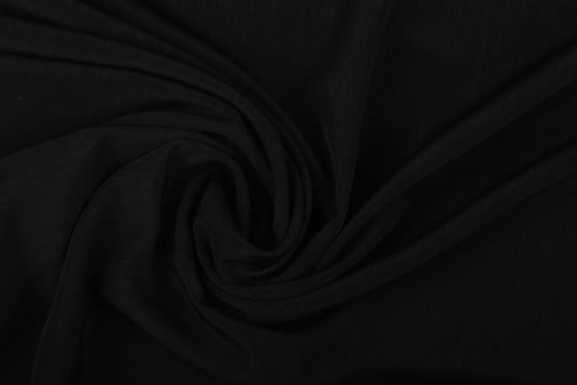 Mikropoliester w kolorze czarnym 0687/999