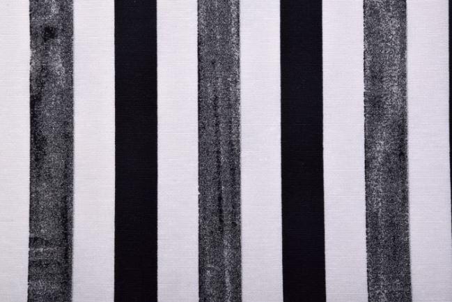 Tkanina dekoracyjna w paski 1289/070