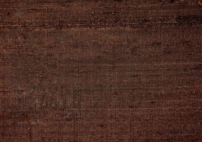 Jedwab dupion w kolorze czekoladowym 04797/055
