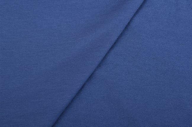 Dzianina dresowa French Terry niebieska 02775/006