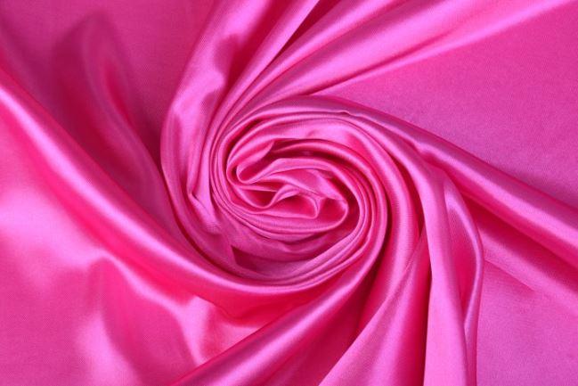 Satyna w kolorze różowym 0141/875