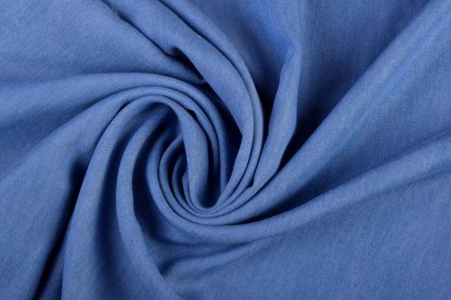Tencel w kolorze niebieskiego dżinsu 0785/693