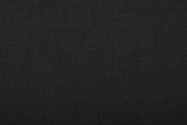 Tkanina dekoracyjna w kolorze czarnym 01400/069