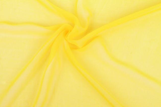 Szyfon w kolorze żółtym 03969/035