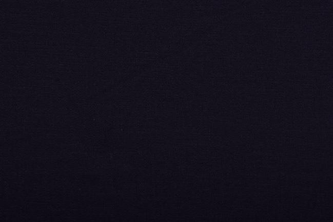 Tkanina bawełniana z lnem w kolorze czarnym 0652/999