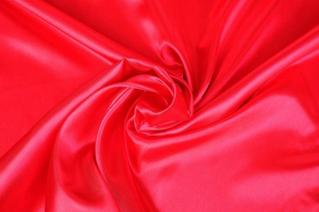 Satyna w kolorze czerwonym 0141/445