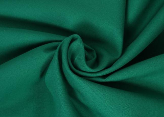 Bawełniane płótno zielone z Oeko-Tex 100 01805/125