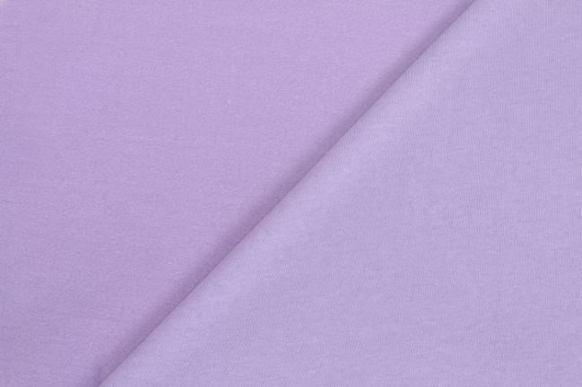 Dzianina dresowa drapana jasno fioletowa 05650/043