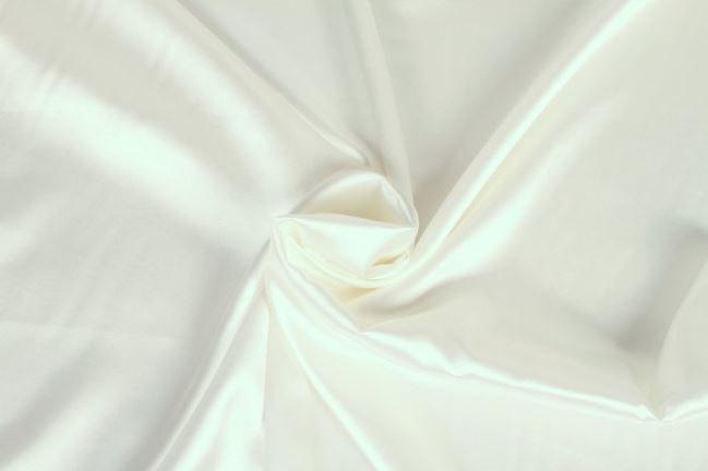 Podszewka satynowa biała 06854/050