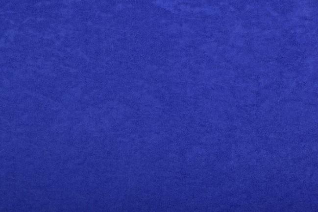 Aksamit w kolorze kobaltu 08800/005