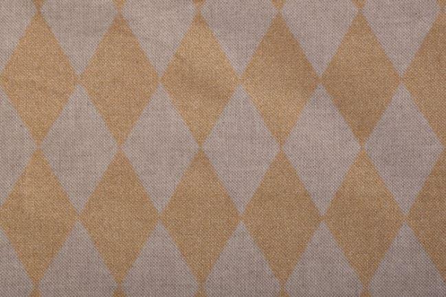 Tkanina dekoracyjna w romby 1287/080