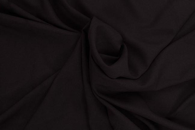 Delikatna żorżeta czarna 03956/069