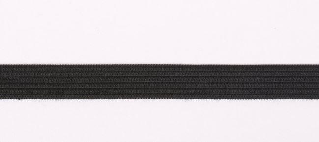 Czarna guma o szerokości 10 mm I-EL0-88010-332