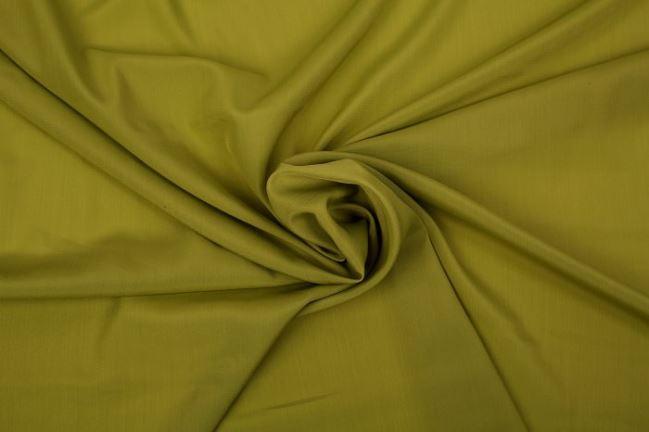 Micropoliester w kolorze zielonego groszku 3960/026