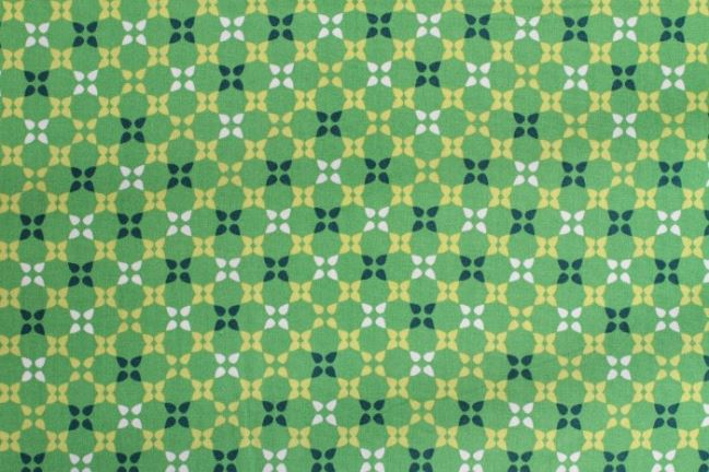 Tkanina bawełniana ze wzorem 6509/125