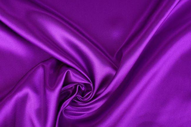 Satyna w kolorze fioletowym 0141/815
