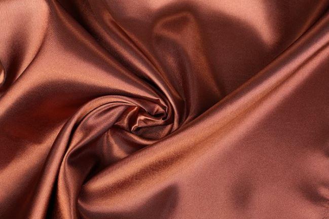Satyna w kolorze brązowym 0141/595