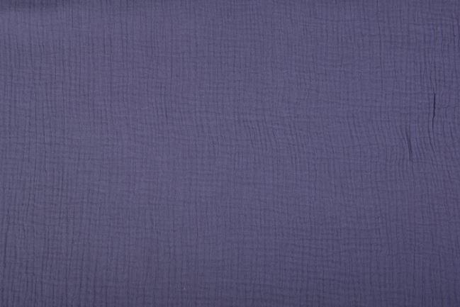 Muślin w kolorze szarym 03001/063