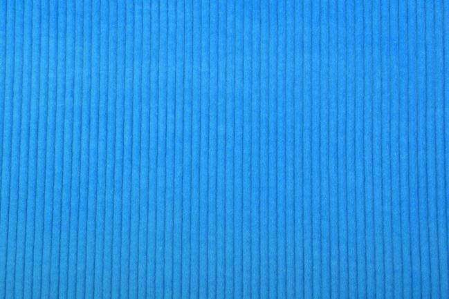 Sztruks w kolorze turkusowym 03044/004