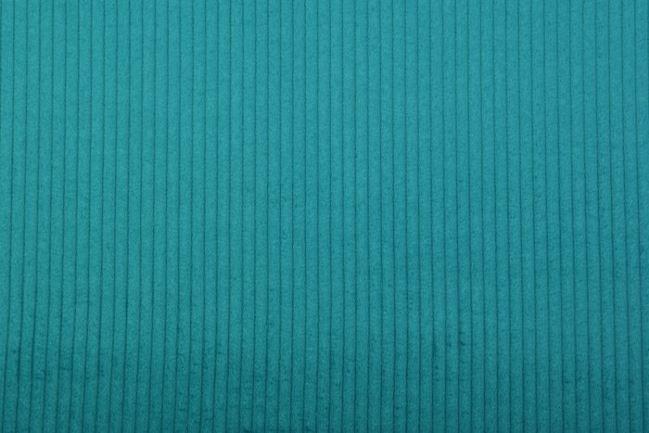 Sztruks w kolorze petrolu 03044/024